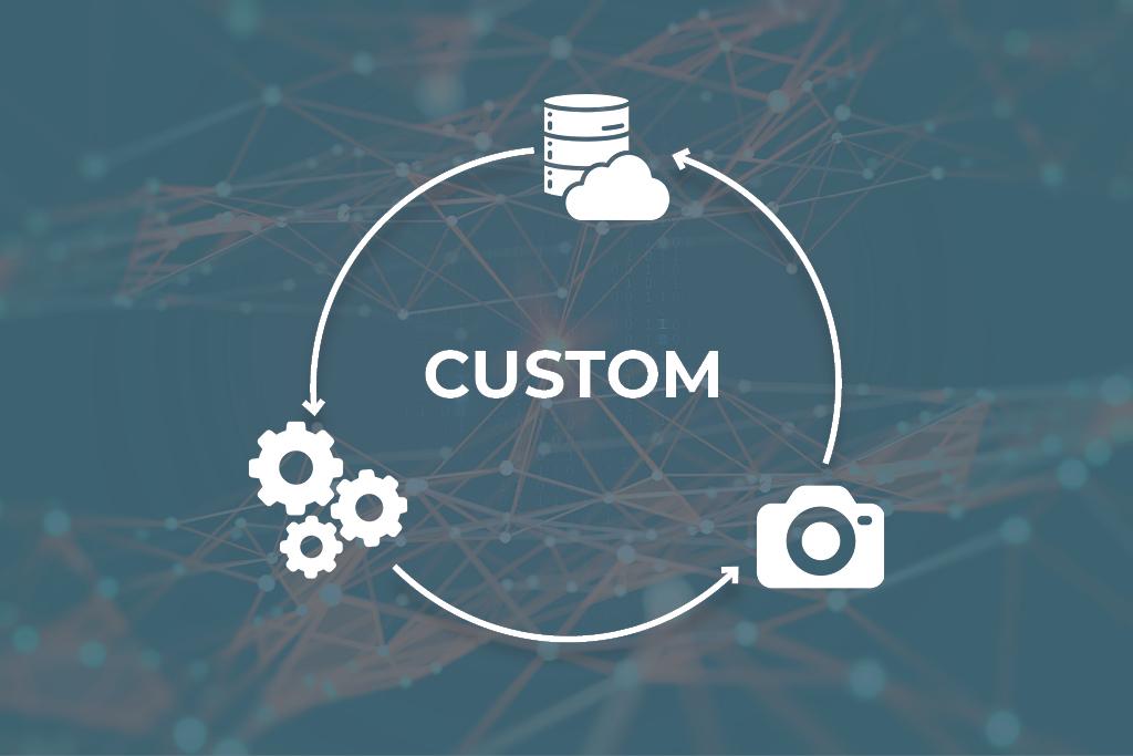 custom imaging solution illustrated