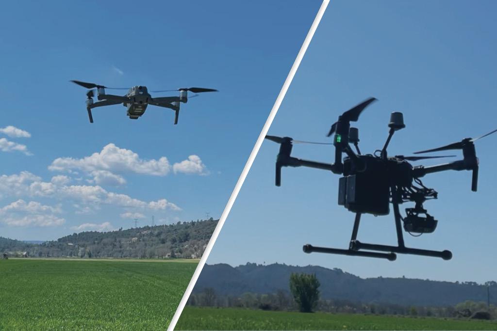 phenotyping devices drone UAV