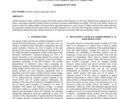 spatial resolution paper front page