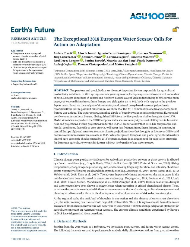 exceptional 2018 european water seesaw paper front page