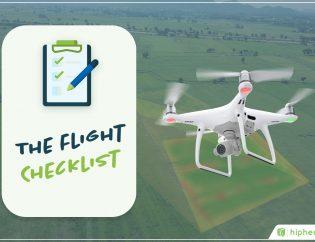 uav flight checklist