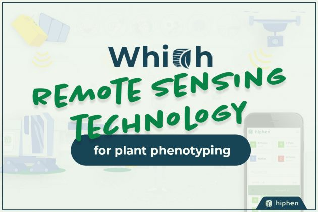 remote sensing technology for plant phenotyping