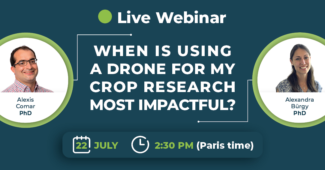 when to use a drone webinar banner